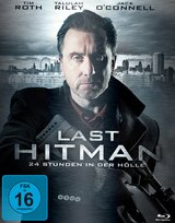 Last Hitman - 24 Stunden in der Hölle (Steelbook) Poster