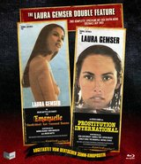 Laura Gemser Double Feature Poster