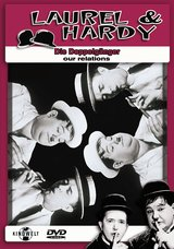 Laurel & Hardy - Die Doppelgänger Poster