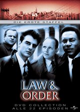 Law & Order - Die erste Staffel Poster
