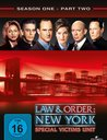 Law & Order: New York - Special Victims, Season One, Part Two (3 Discs) Poster