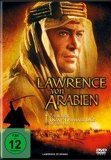 Lawrence von Arabien (Einzel-DVD) Poster