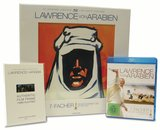 Lawrence von Arabien (Fiftieth Anniversary Limited Edition, 3 Discs, + Audio-CD) Poster
