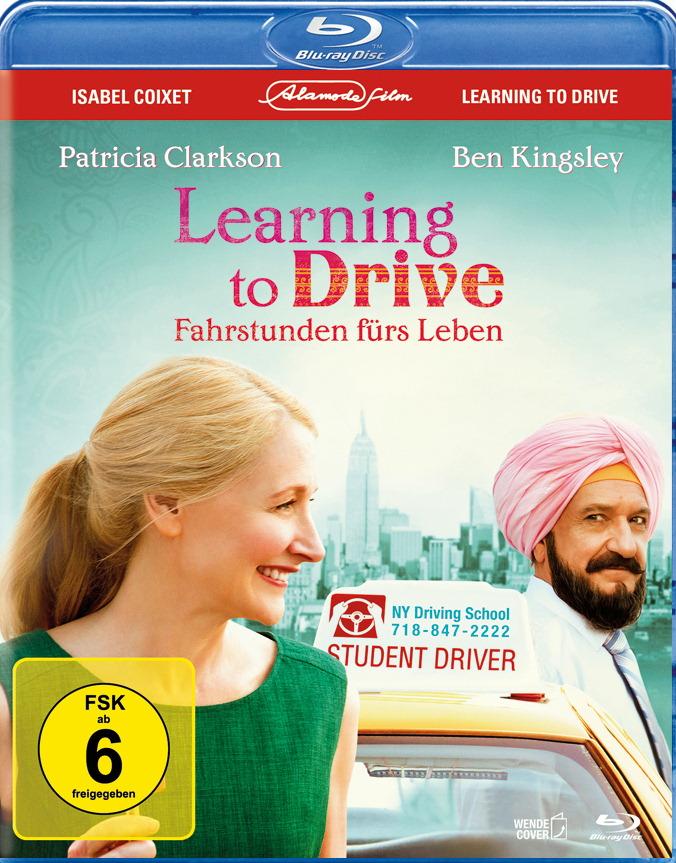 Learning to Drive - Fahrstunden fürs Leben Poster