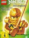 Lego Ninjago Komplettbox, Folge 1-26 (4 Discs) Poster