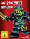 Lego Ninjago Komplettbox - Staffel 1-5 Poster