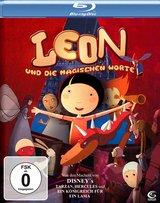 Leon und die magischen Worte Poster