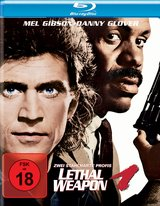 Lethal Weapon 1 - Zwei stahlharte Profis Poster