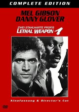 Lethal Weapon 1 - Zwei stahlharte Profis (Kinoversion & Director's Cut, 2 DVDs) Poster
