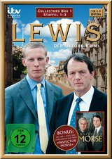 Lewis - Der Oxford Krimi - Collector's Box 1 (13 Discs) Poster