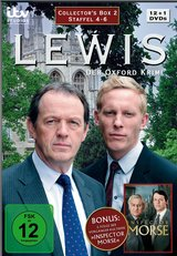 Lewis - Der Oxford Krimi - Collector's Box 2 Poster