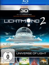 Lichtmond 2 - Universe of Light (Blu-ray 3D) Poster