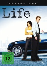 Life - Season 1 (3 DVDs) Poster