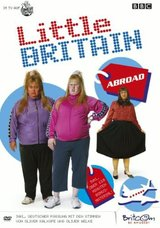 Little Britain - Abroad Poster