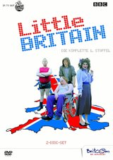 Little Britain - Die komplette 1. Staffel (2 DVDs) Poster