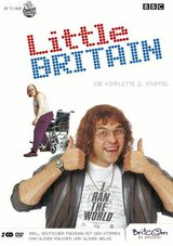 Little Britain - Die komplette 2. Staffel (2 DVDs) Poster