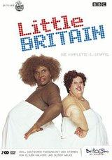 Little Britain - Die komplette 3. Staffel (2 DVDs) Poster