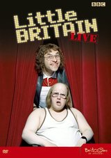 Little Britain - Live Poster