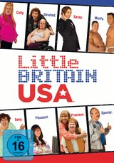 Little Britain USA (2 Discs) Poster