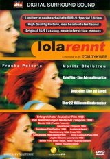 Lola rennt (Special Edition, DTS) Poster