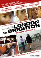 London to Brighton - Gejagte Unschuld Poster