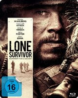 Lone Survivor (Limited Edition, Steelbook) Poster