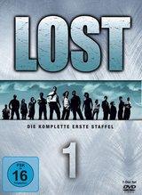 Lost - Die komplette erste Staffel (7 Discs) Poster