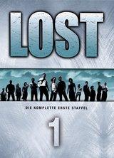 Lost - Die komplette erste Staffel (7 DVDs) Poster