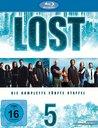 Lost - Die komplette fünfte Staffel (5 Discs) Poster