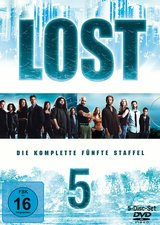 Lost - Die komplette fünfte Staffel (5 DVDs) Poster