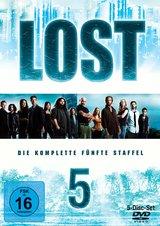 Lost - Die komplette fünfte Staffel Poster