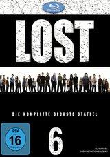 Lost - Die komplette sechste Staffel (5 Discs) Poster