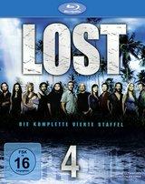 Lost - Die komplette vierte Staffel (5 Discs) Poster