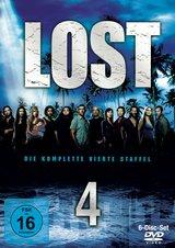 Lost - Die komplette vierte Staffel Poster