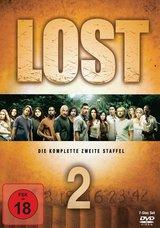 Lost - Die komplette zweite Staffel (7 Discs) Poster