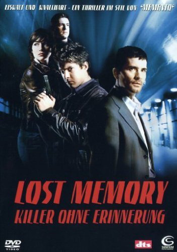 Lost Memory - Killer ohne Erinnerung Poster