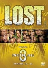 Lost - Staffel 3, Zweiter Teil (4 DVDs) Poster