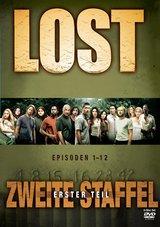 Lost - Zweite Staffel, Erster Teil (4 DVDs) Poster