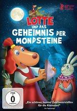 Lotte und das Geheimnis der Mondsteine Poster