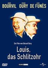 Louis, das Schlitzohr Poster