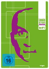 Louis de Funès DVD Collection Box No. 3 (3 DVDs) Poster