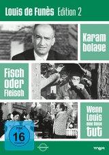 Louis de Funès Edition 2 (3 Discs) Poster