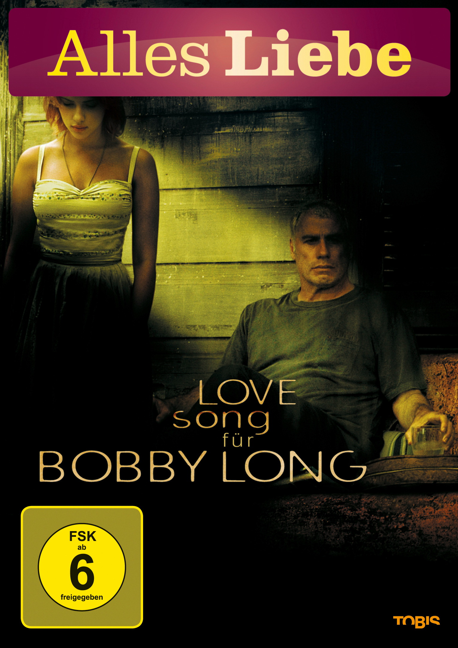 Lovesong für Bobby Long (Alles Liebe) Poster
