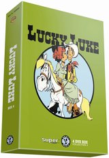 Lucky Luke Collection 4 (4 DVDs) Poster