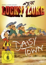Lucky Luke - Daisy Town Poster