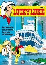 Lucky Luke - DVD 2 Poster