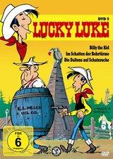 Lucky Luke - DVD 5 Poster