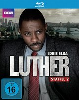 Luther - Staffel 2 Poster
