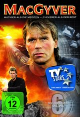 MacGyver - Die sechste Season (6 Discs) Poster