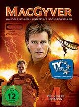 MacGyver - Die vierte Season (5 DVDs) Poster
